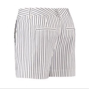 CAbi Shorts - CAbi striped Viva Shorts #5415
